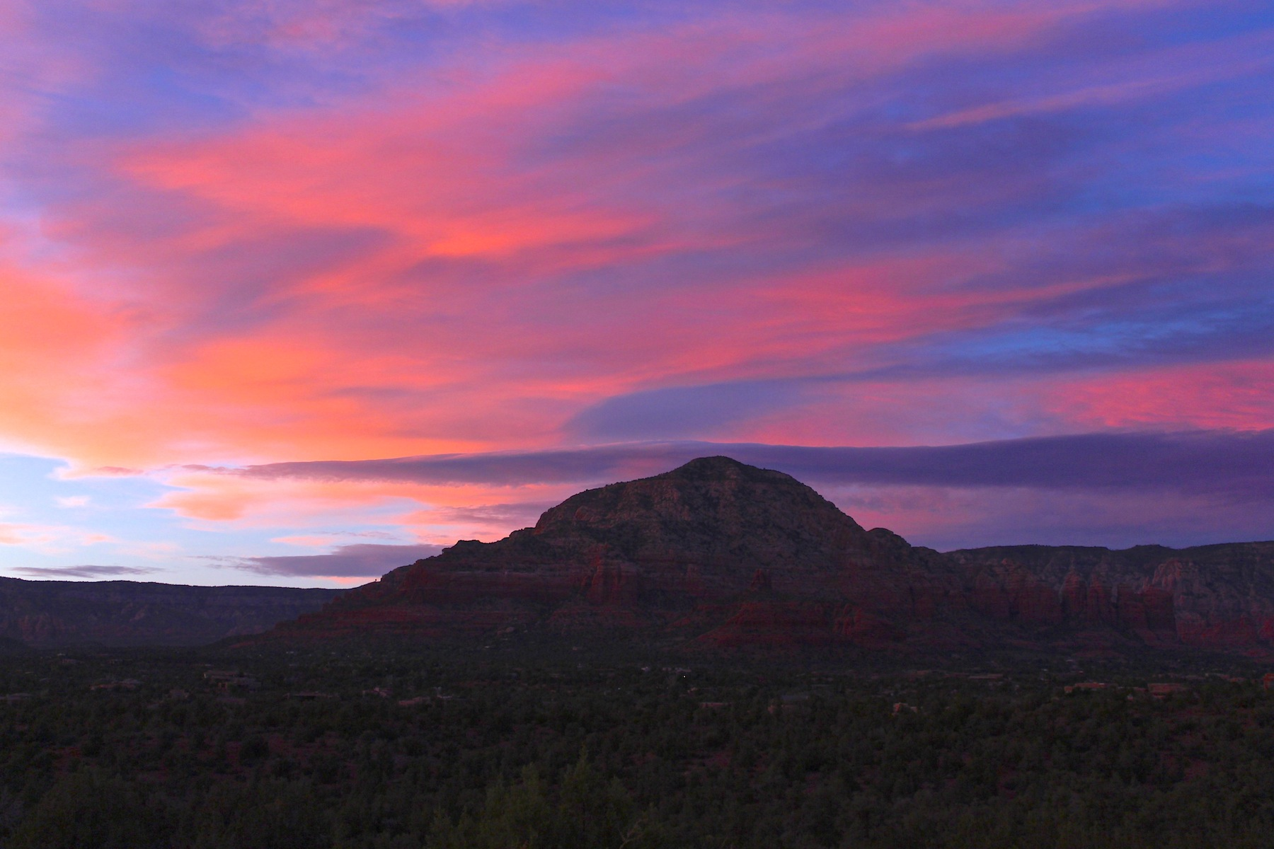 """Aridity Meets Divinity"" in Sedona, Arizona"